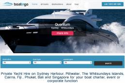 TrafficHub - Boatingo Website